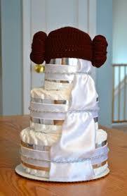 wars baby shower cake wars cake princess leia baby by julies2cutecreations