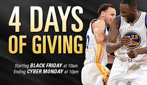 basketball black friday warriors to offer no fees black friday through cyber monday