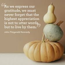 powerful thanksgiving quotes thanksgiving blessings