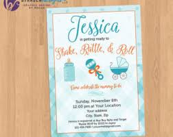shake rattle and roll baby shower shake rattle roll etsy