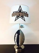 dallas cowboys lamp ebay
