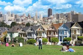 san francisco map painting 10 top tourist attractions in san francisco with photos map