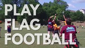 Flag Football Leagues Atlanta Co Ed Flag Football Leagues Youtube