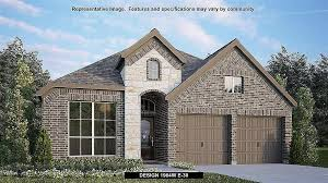 House Plans With 2 Separate Attached Garages by Available Homes In Fort Bend At Lakes Of Bella Terra