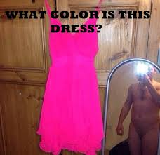 what color is nsfwish what color is this dress