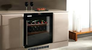 cave a vin cuisine cave a vin 30 cm cave a vin novita home en bois recyclac coloris