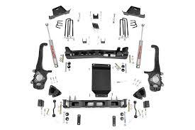 nissan xterra lift kit 6 u2033 rcx lift kit nissan titan 2wd open wide performance