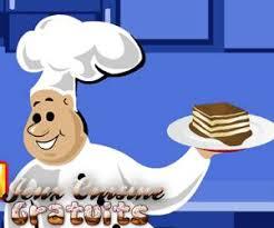 jeux de cuisine serveuse jeux de cuisine de gateau à la crème