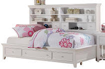 an enormous selection of full size captain u0027s beds