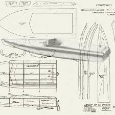 Model Boat Plans Free Pdf by Radio Control Boat Plans For Free Plywood Catboat Boat Plans