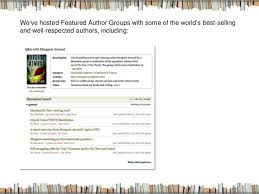 goodreads to promote your books