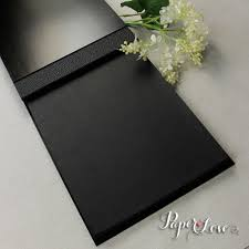 black wedding guest book alternative brown wooden wedding guest book with stylish laser cut