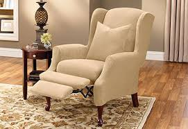 Stretch Slipcovers For Recliners Recliner Slipcovers Sure Fit Home Decor