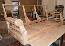Upholstery Frame Gallery