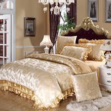 Royal Bedding Sets Wedding Bed Sheet Set Wedding Bedding Set Royal Wind Cotton