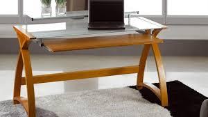 Contemporary Computer Desks Wonderful Modern Wood Computer Desk Slim Minimalist Contemporary
