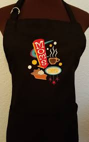 mom u0027s diner apron aprons aprons aprons pinterest