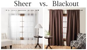 Blackout Curtains Windows Guide Choosing Window Curtains For The Home Linentablecloth