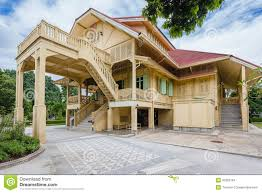 Traditional Style House by Thai Style Traditional Wooden House Stock Photos Images