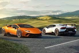 lamborghini huracan performance lamborghini huracan performante revealed in evo