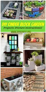 10 diy cinder block garden ideas and projects cinder block