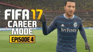halloween city career fifa 17 career mode ep 4 they subbed me out youtube