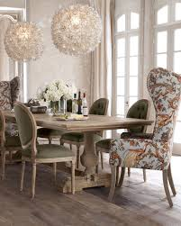 mixed dining room chairs dining table blanchett side chair and pheasant host chair