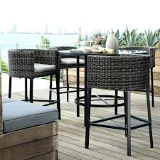 High Bistro Table Bar Height Bistro Set Outdoor Beautiful Outdoor Bistro Table Bar