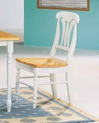 Blue And White Dining Chairs by Amazon Com Coaster Home Furnishings 4222 Country Dining Chair