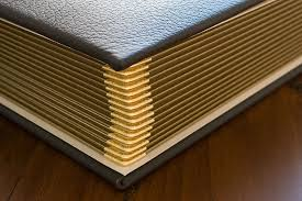 leather wedding photo album bespoke wedding albums