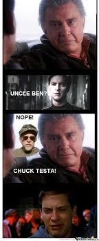 Spiderman Rice Meme - uncle ben by denetiel meme center