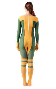 Rogue Halloween Costume Aliexpress Buy Rogue Costume Women Superhero Cosplay