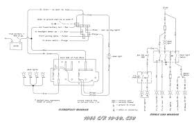 wiring diagram for headlight switch 4 post universal headlight