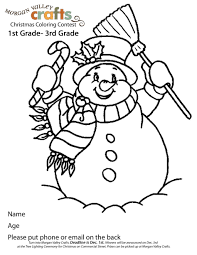 pre k coloring pages christmas