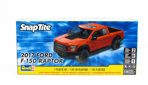Ford Raptor Truck Bed Size - 2017 ford f 150 raptor pickup truck revell 85 1985 1 25 new