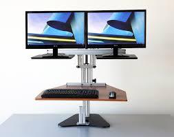 kangaroo sit stand desk review u2013 u201chop u201d on a standing workstation