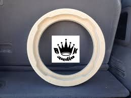 how to make a fiberglass subwoofer box 19 steps with pictures 10 jl audio tabbed fiberglass speaker jl 10tw1 subwoofer ring