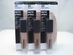 maybelline master prime lasting eyeshadow base review