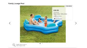 Backyard Blow Up Pools by This Pool Is So Cheap That I U0027m Starting To Question Whether I U0027m