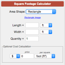 calculators construction square footage calculator png