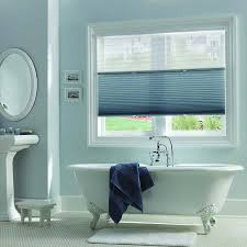 window treatment ideas for bathrooms ideas for bathroom window blinds and coverings