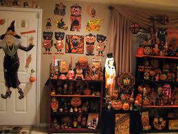 Vintage Halloween Decorations These People Spend Thousands On Vintage Halloween Decorations Vice