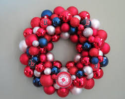 sox wreath etsy