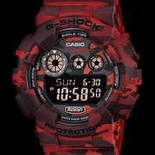 Jam Tangan G Shock jam tangan g shock original gd 120cm 4 camouflage limited