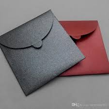 Wedding Envelopes Wedding Envelope Invitation Red Packet Envelope