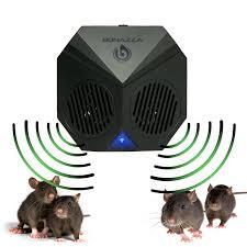 amazon com bonazza mice repellent plug in ultrasonic pest