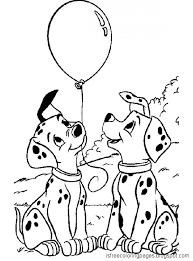free coloring pages 101 dalmatians 101 dalmatians 9 coloring