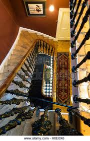 Sliding Down A Banister Stair Stairs Staircase Stairway Step Steps Banister Stock Photos