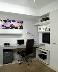 Inspired Home Office Design Ideas  RenoGuide - Home office design