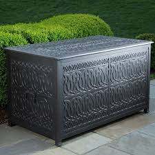Outdoor Patio Cushion Storage Bench by Best Of Collection Of Storage For Outdoor Cushions Outdoor Designs